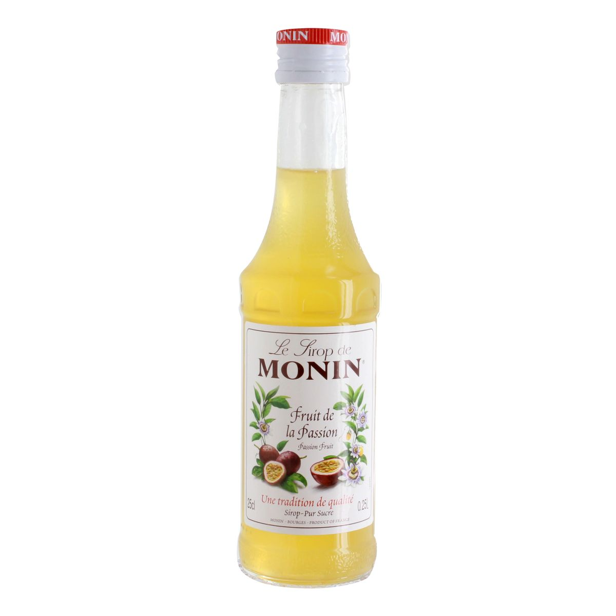 Sirop fruit de la passion 25cl - Monin