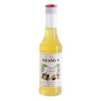 Sirop 25 cl fruit de la passion - Monin