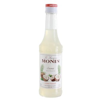 Sirop 25 cl coco - Monin