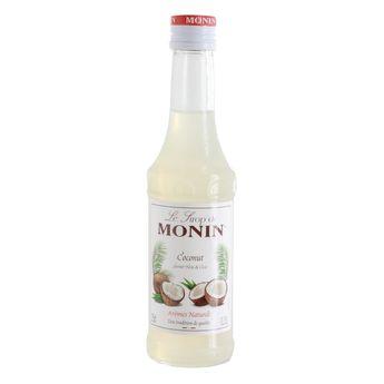 Achat en ligne Sirop coco 25cl - Monin
