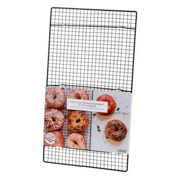 Achat en ligne Grille de refroidissement volette rectangulaire 46 x 26 cm - Zodio