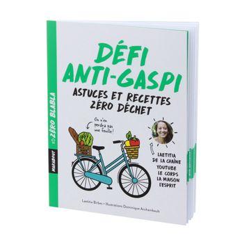 Défi anti-gaspi - Marabout