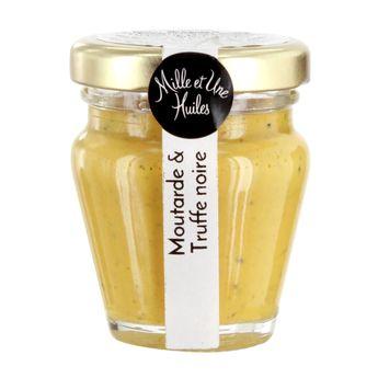 Moutarde a la truffe - Mille et une Huiles