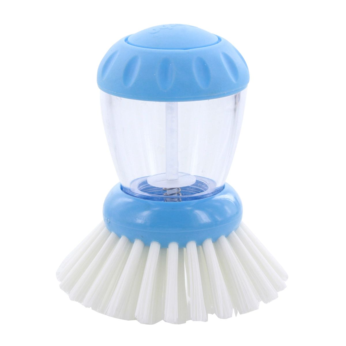 Brosse vaisselle avec réservoir bleue - Chevalier Diffusion