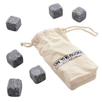 Achat en ligne Pierres à whisky + pochette - On the rocks