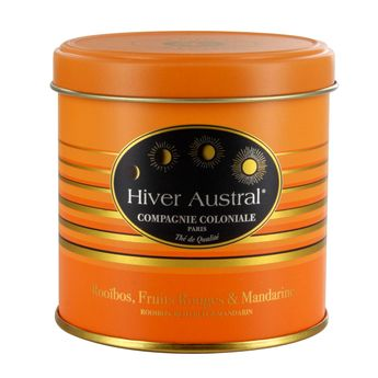 Thé Hiver Austral 90g - Compagnie Coloniale