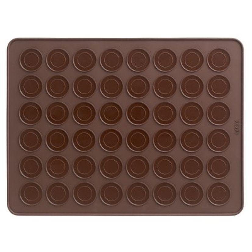 Plaque macarons 48 cavités - Lékué