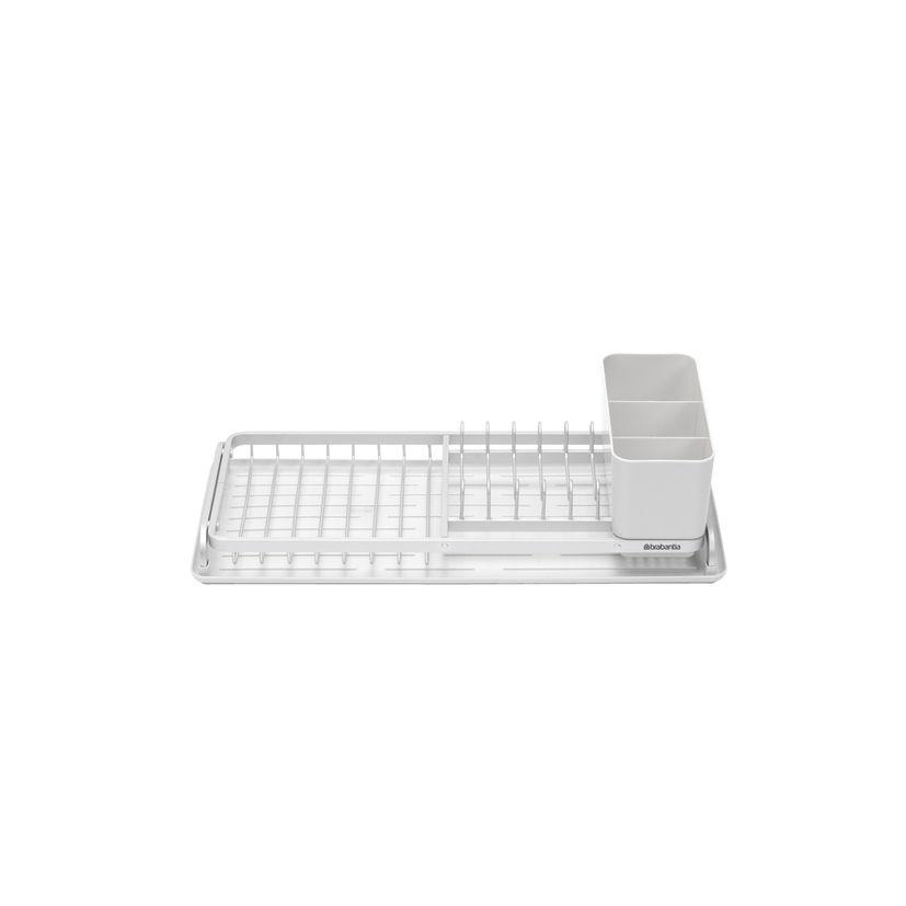 Egouttoir petit modèle compact gris clair - Brabantia