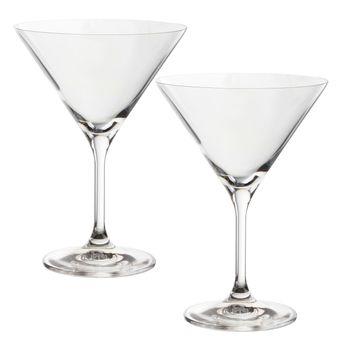 Set de 2 verres cocktail 24cl - Bohemia Selection