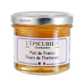 Achat en ligne Miel de fleurs de printemps 150gr - L´Epicurien