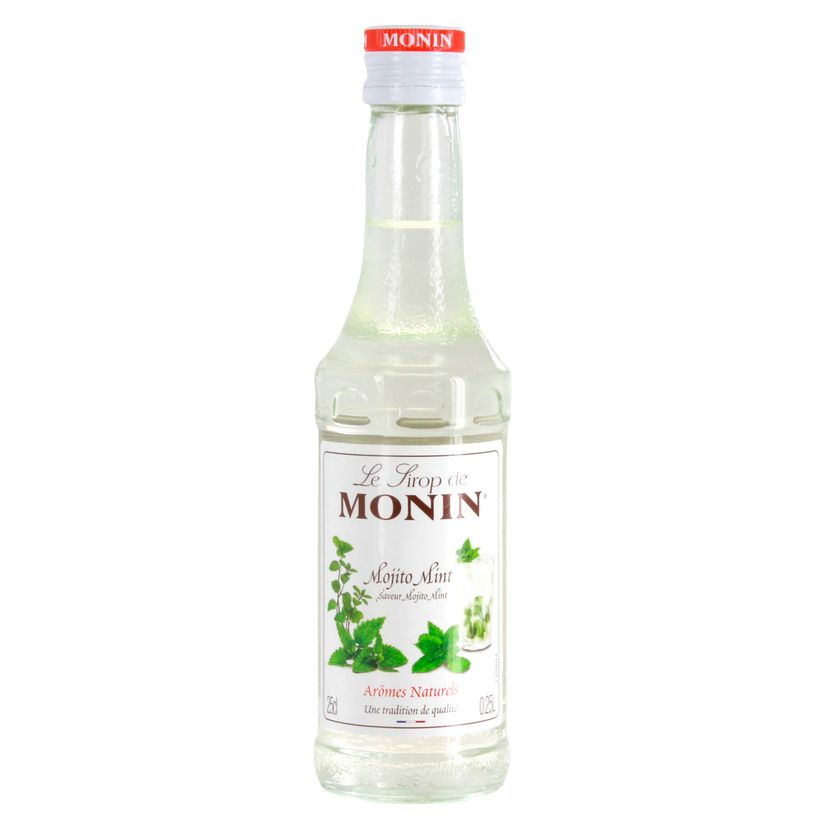 Sirop mojito mint 25 cl - Monin