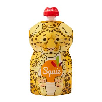 Gourde réutilisable 130 ml Jaguar - Squiz