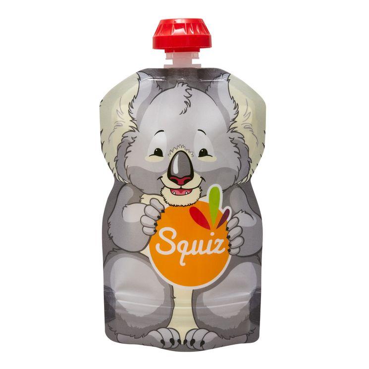 Gourde réutilisable 130 ml Koala - Squiz