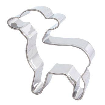 Achat en ligne Emporte-pièce agneau 6.5 cm - Birkmann