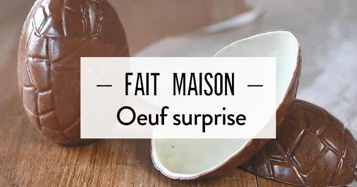 Oeuf surprise