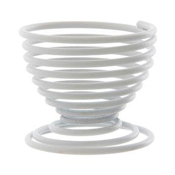 Achat en ligne Coquetier filaire blanc - Point Virgule