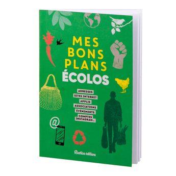 Mes bons plans ecolo - Rustica éditions