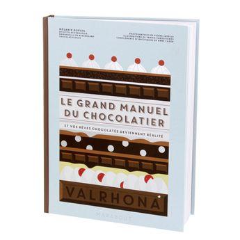 Achat en ligne Le grand manuel du chocolat - Marabout