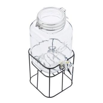 Achat en ligne Distributeur de boisson 3.6L avec support métal - Point Virgule