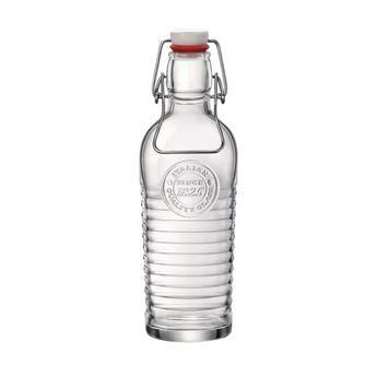 Achat en ligne Bouteille en verre transparent 0.75L Officina - Bastide