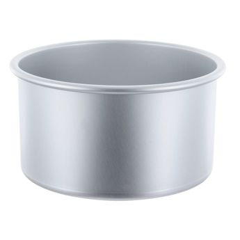 Achat en ligne Moule à bords hauts en aluminium 10 x 18 cm - Patisdecor