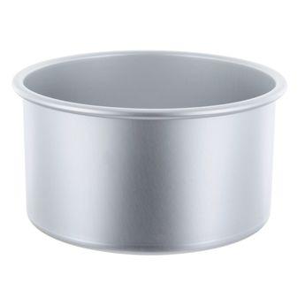 Achat en ligne Moule à bords hauts en aluminium 18 x 10 cm - Patisdecor