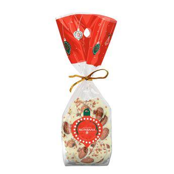 Achat en ligne Croquants sapin chocolat blanc 120g - Monbana