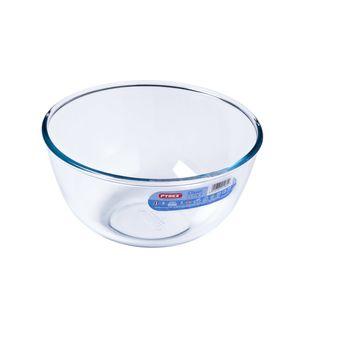 Achat en ligne Bol de préparation en verre transparent 2 l - Pyrex