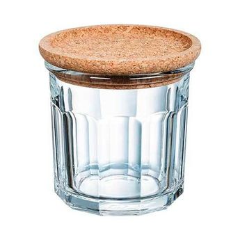 Achat en ligne Pot à épices en verre avec couvercle liège 42cl - Luminarc