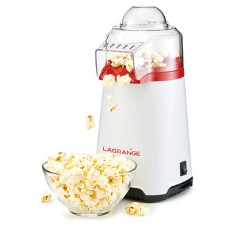 Achat en ligne Machine à pop corn popp´y rouge - Lagrange