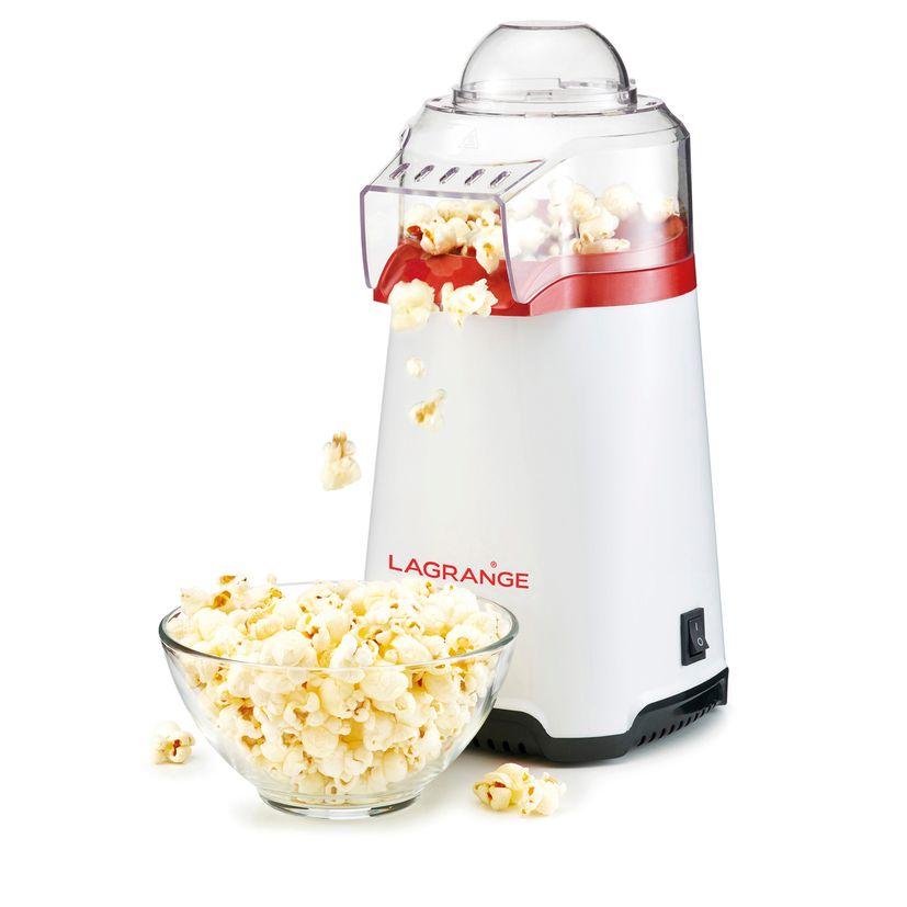 Machine à pop corn popp´y rouge - Lagrange
