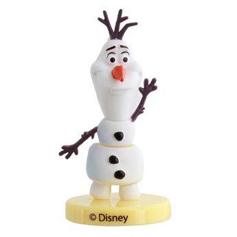 Achat en ligne Décor de gâteau : Figurine en plastique Reine des neiges 2 : Olaf 9 cm - Dekora