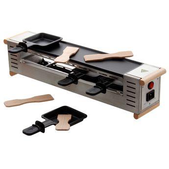 Achat en ligne Appareil à raclette professionnel 4 personnes. 230 V
