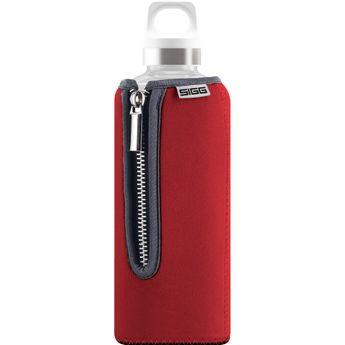 Achat en ligne Bouteille verre Stella rouge 50 cl 22.5 x 7.6 cm - Sigg