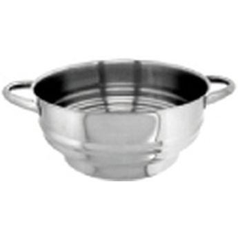 Achat en ligne Passoire vapeur inox multi diamètres16 - 24 cm - Alice Delice