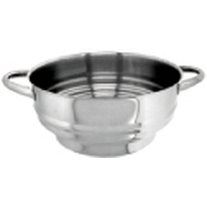 Cuit vapeur inox multi diamètres16- 24 cm - Alice Delice