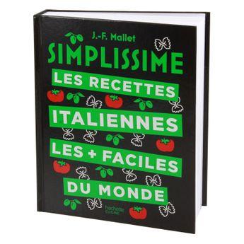 Achat en ligne Simplissime Italie - Hachette Pratique