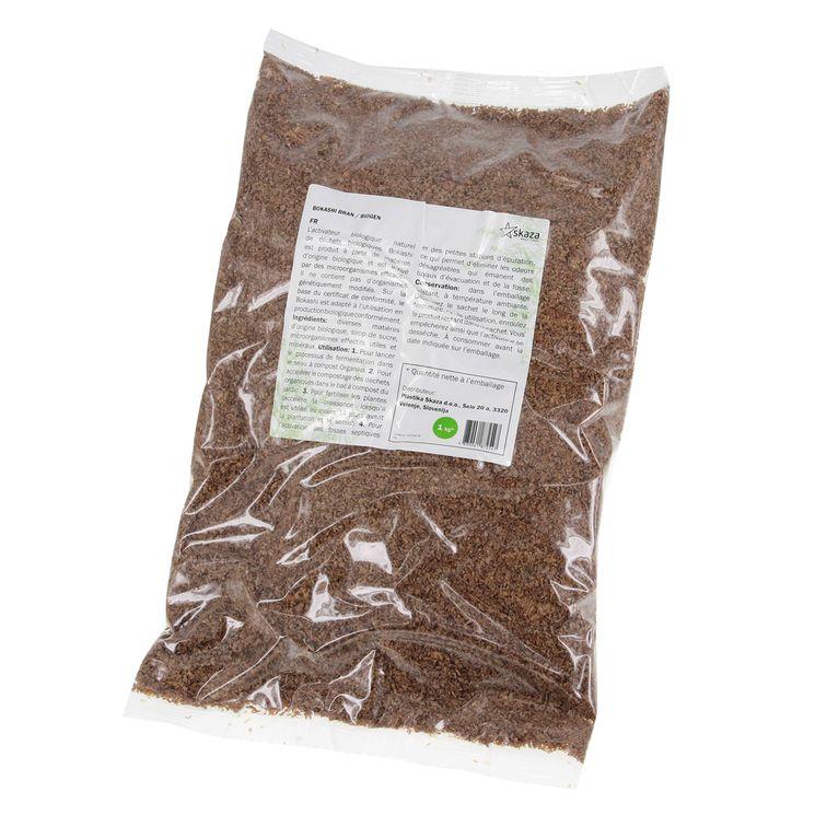 Sachet d´activateur pour compost bokashi 1kg - Bokashi