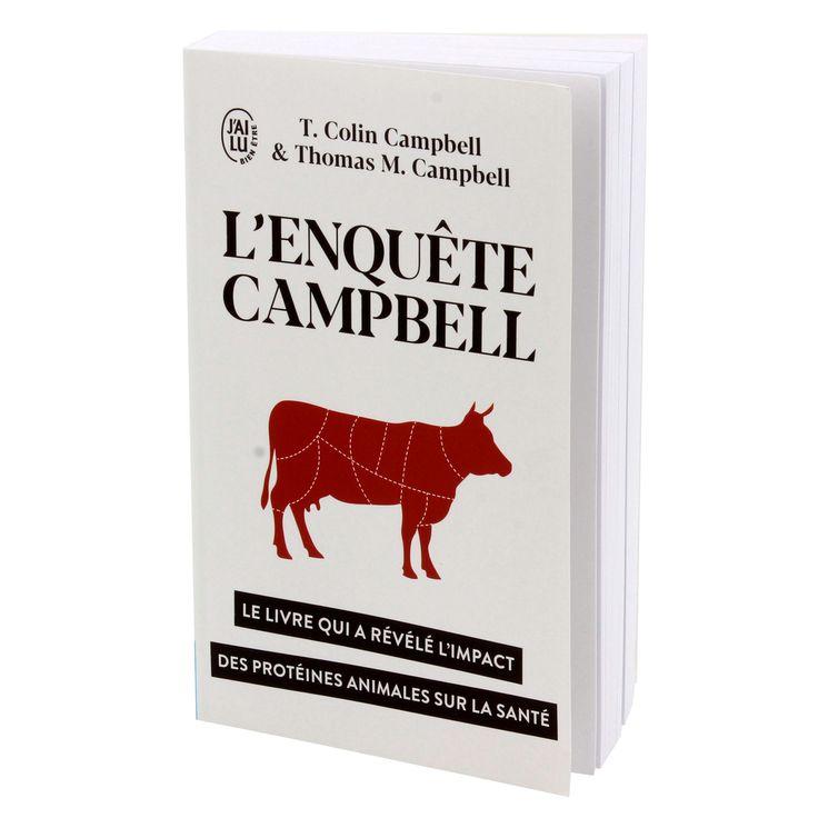L´enquete Campbell - J´ai Lu