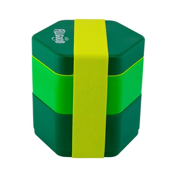 Bento 100% végétale 1L vert - Fillgood