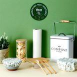 Essuie tout réutilisable 20 feuilles 20cm x 30cm x 28cm - Cook Concept