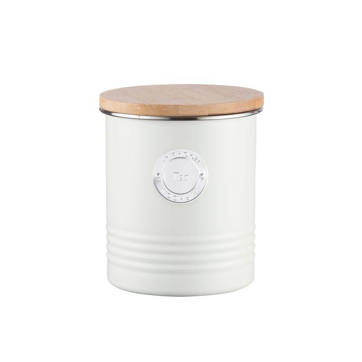 Boîte de conservation pour thé - Typhoon