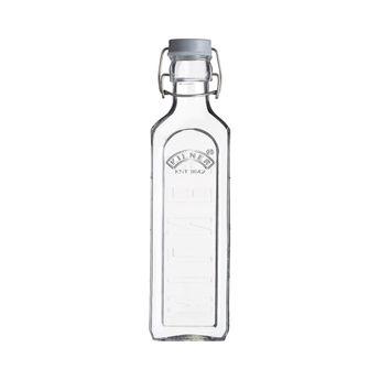 Achat en ligne Bouteille en verre avec fermeture clip 60cl - Kilner