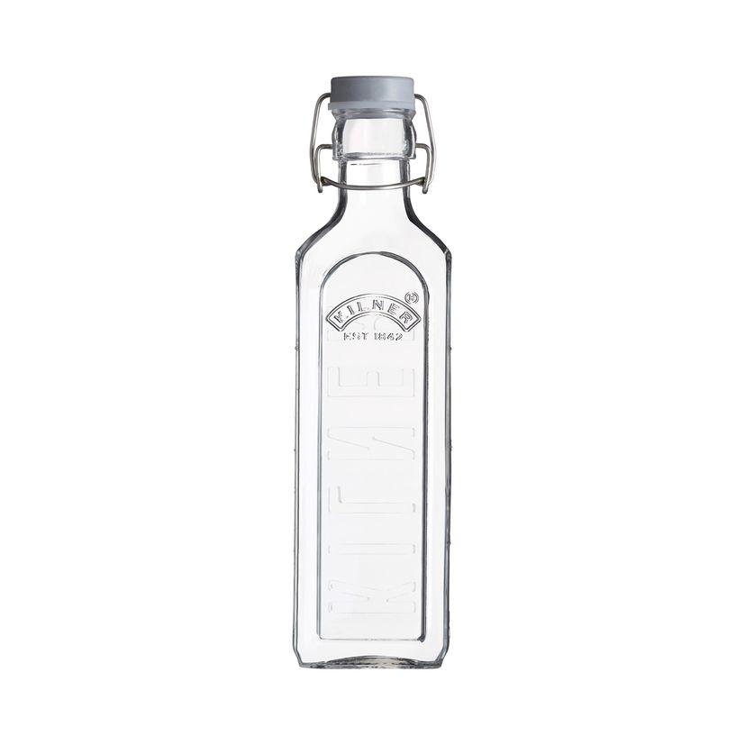 Bouteille en verre avec fermeture clip 60cl - Kilner