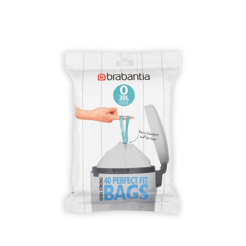 40 sacs-poubelle 30l - Brabantia