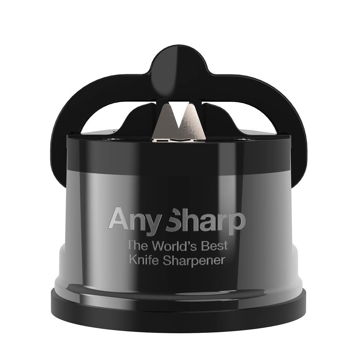Aiguiseur professionnel noir  - Anysharp