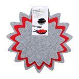 Set de 3 feuilles de protection pour rangements des casseroles et poèles XL 24 / 32 / 37 cm - Chevalier Diffusion