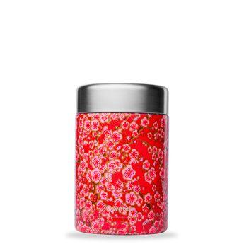 Achat en ligne Boîte repas et soupe en inox Flowers 650ml - Qwetch
