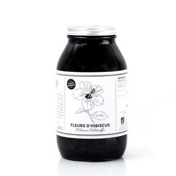Achat en ligne Infusion Hibiscus 40gr - Greenma