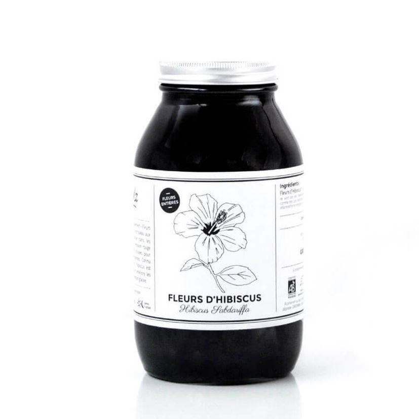 Infusion Hibiscus 40gr - Greenma